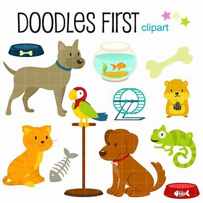 Clipart Dog Animals Pet Clip Pets Animal
