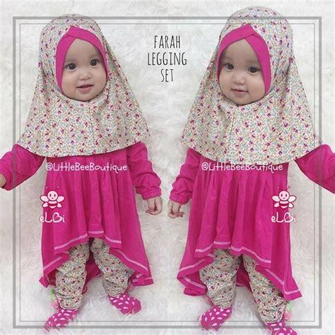 jual baju muslim anak perempuan  baju bayi perempuan lucu  lapak ramti collection ramti