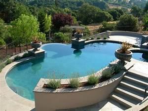 Gartengestaltung Mit Steinen : gartenideen mit pool moderne gartengestaltung mit steinen 20 gartenideen nowaday garden ~ Watch28wear.com Haus und Dekorationen