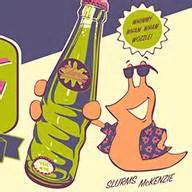 Slurm Soda by Steve Thomas – Dark Ink