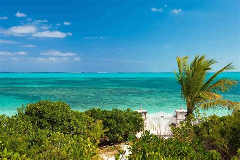 reef beach house vacation rental villa turks and caicos