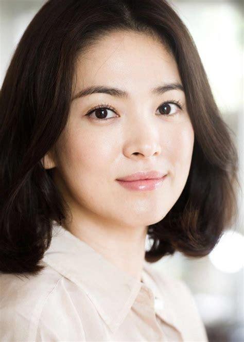 Song Hye Kyo Hairstyle by Song Hye Kyo Hairstyle Best Hair Style