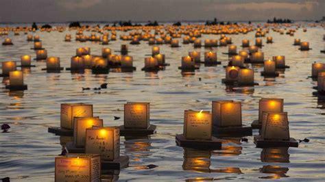 la fte des lanternes des lanternes flottantes illuminent la 171 f 234 te du souvenir 187 224 honolulu