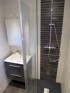 emejing salle d eau 3m2 ideas amazing house design With petite salle de bain 3m2