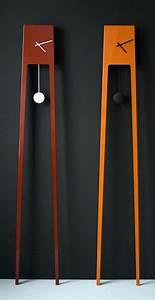 Moderne Wanduhren Wohnzimmer : wanduhr mit pendel modernes design wanduhr design ~ A.2002-acura-tl-radio.info Haus und Dekorationen