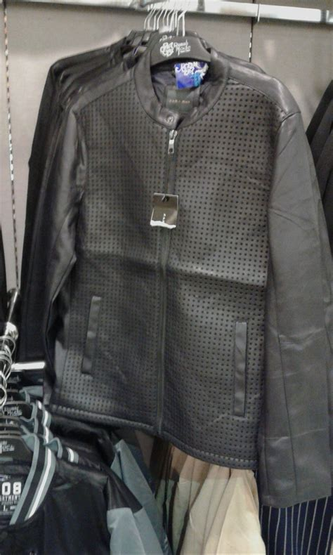 jual jaket kulit zara man  lapak juarasecondbranded