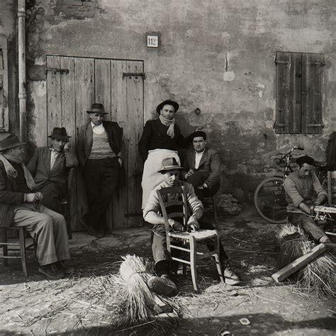 Impagliatore Sedie by Enrico Pasquali Impagliatori Di Sedie 1953 Fotografia