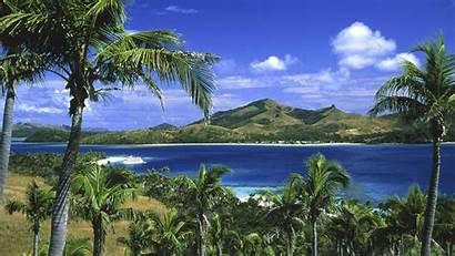 Fiji Islands Desktop Wallpapers Island Landscapes Nature