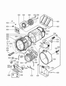 Kenmore 90 Series Dryer Parts Diagram  U2013 Kenmore 90 Series