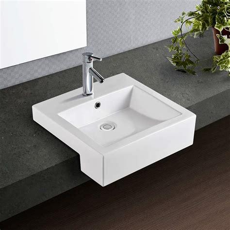 All Products :: Basins :: Fienza Jacinta Semi Recessed ...