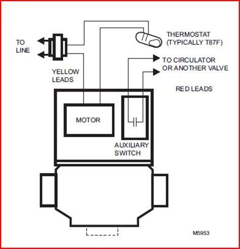 Need Help Wiring Honeywell Zone Valves Doityourself