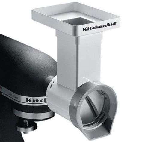 de cuisine kitchenaid kitchenaid mvsa tranchoir a cylindres accessoire