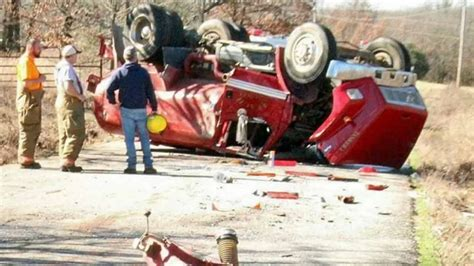Leach Fire Chief Remembers Firefighter Killed In Tanker Crash