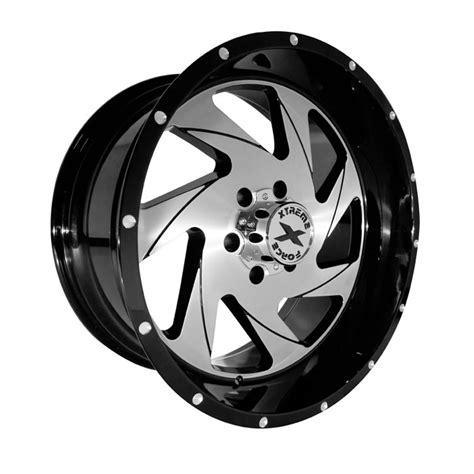 xtreme force wheels xf face brushed wheelfire brush