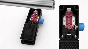 Bernstein Foot Switch With Enable Function