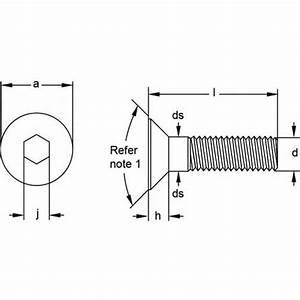 Allen Countersunk Socket Screws  Fasteners  U0026 Fixings  Hereford