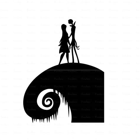 Jack and sally conquer the world svg, jack skellington svg, nightmare before christmas svg, halloween svg. Nightmare before Christmas svg jack and sally loveCut files