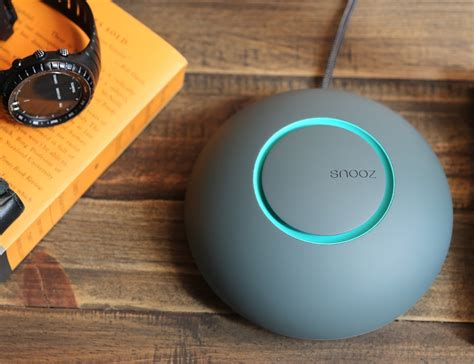snooz ultra portable white noise machine review