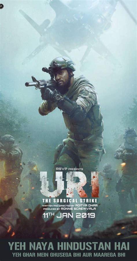uri  surgical strike