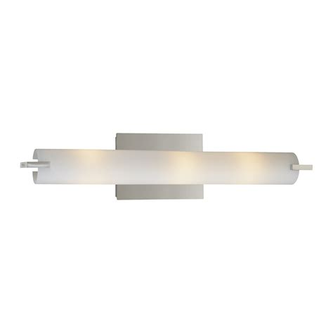 tube bathroom vanity light  george kovacs p
