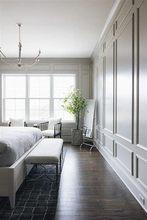 wainscoting paneled walls design ideas