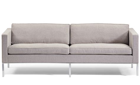 cushion settee 905 2 5 seat 2 cushion sofa hivemodern