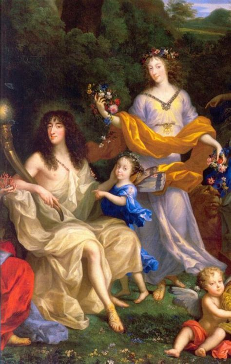 jean nocret family louis xiv 12 best art of jean charles nocret 1615 17 1672 french