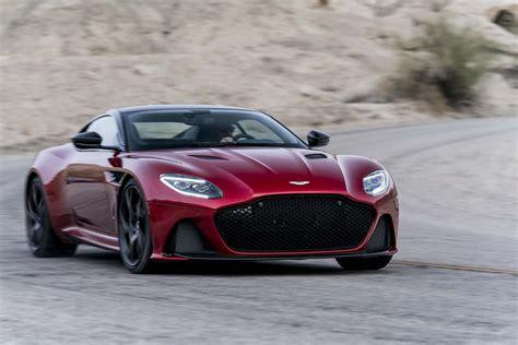 2019 Aston Dbs by 2019 Aston Martin Dbs Superleggera Debuts With 715 Horsepower