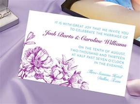 kinkos wedding invitations custom invitation printing services fedex office