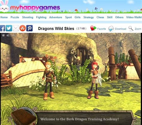 play dragons wild skies game    myhappygames