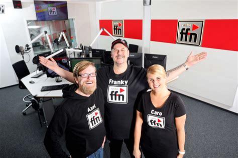 ffn sendestudios im neuen  radioszene