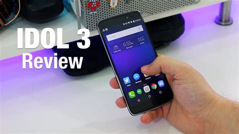 alcatel onetouch idol  review phonedog