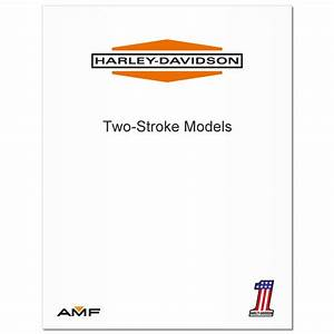 Harley-davidson Sprint Original Owner U0026 39 S Manuals