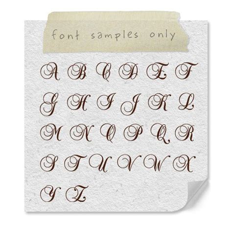bold personalized  letter monogram rubber stamp