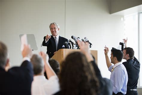 When To Hold A Press Conference - And When Not To