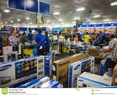black friday in best buy editorial image image of