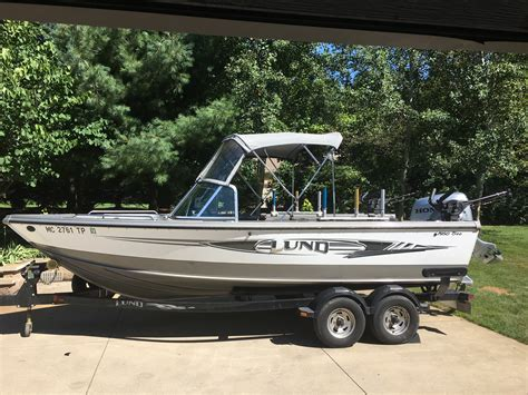 Lund Boats For Sale Walleye Central by Walleye 2013 Lund Tyee 1950