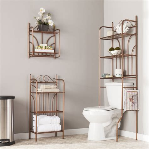wildon home panama bathroom shelf reviews wayfair