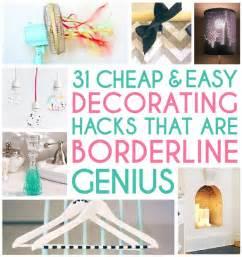 home design hacks 31 home decor hacks that are borderline genius home decorating diy