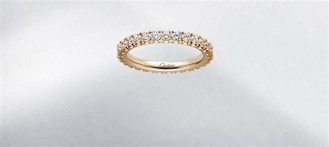 wedding rings for women and men cartier