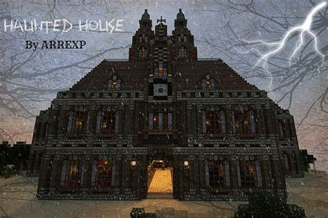 httpcdnfile minecraftcommaphaunted house map jpg