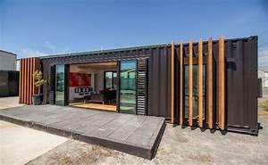 Moderne Container Häuser : casa container 60m lojas container store modern houses pinterest container h user ~ Whattoseeinmadrid.com Haus und Dekorationen