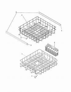 Dishwasher Photo And Guides  Westinghouse Dishwasher