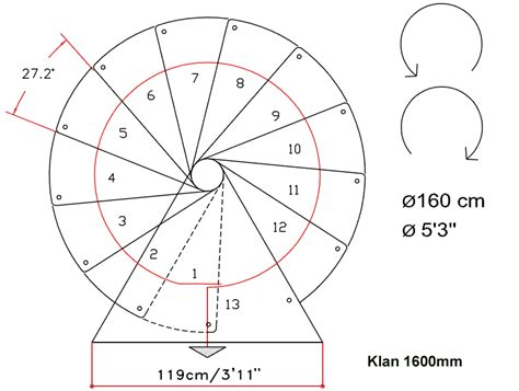 circular staircase plans download spiral staircase plans to build pdf simple