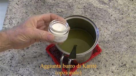 crema idratante fatta in casa tutorial crema idratante fatta in casa con ingredienti