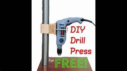 Drill Press Woodworking