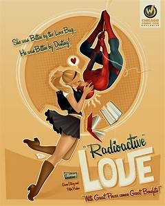 "Fashion and Action: ""Radioactive Love"" Spider-Man & Gwen ..."