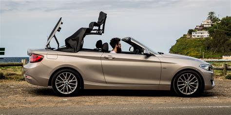 audi a3 cabriolet v bmw 2 series convertible comparison review photos 1 of 75