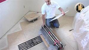 How to cut tile and install properly ceramic tile wesley for How to cut ceramic floor tile
