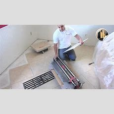 How To Cut Tile And Install Properly  Ceramic Tile Wesley